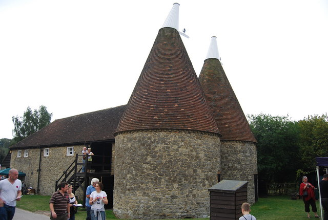 Museum of Kent Life - Oast house