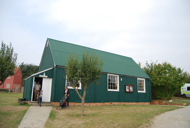 Museum of Kent Life - Ulcombe Village Hall
