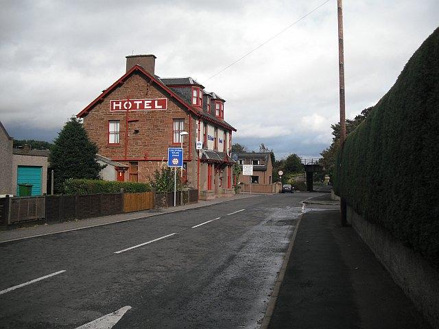 Kinnaber  Road
