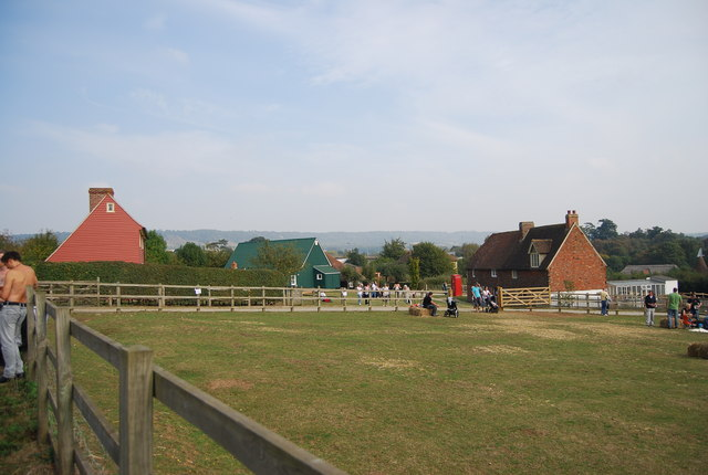 Museum of Kent Life - lower paddock
