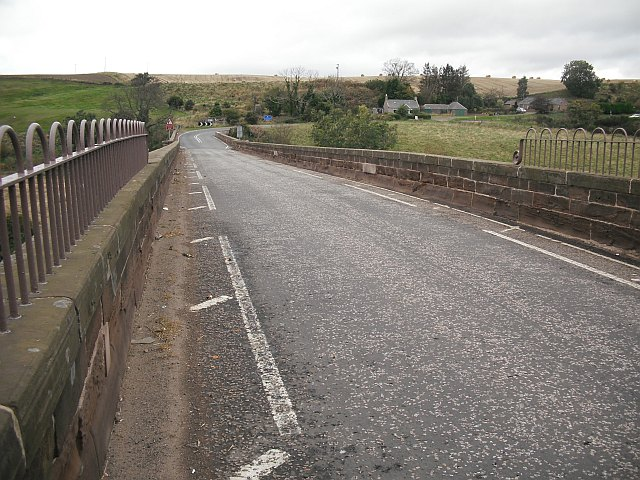 Lower North Water Bridge