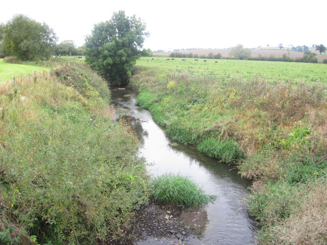 River Camlad from Shiregrove
