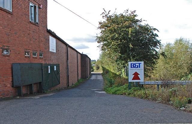 Blackbrook Road, Woodside