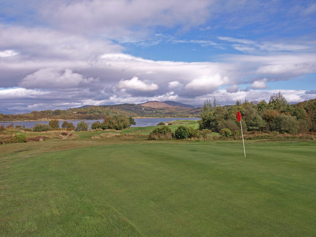 Golf Course, Eriska