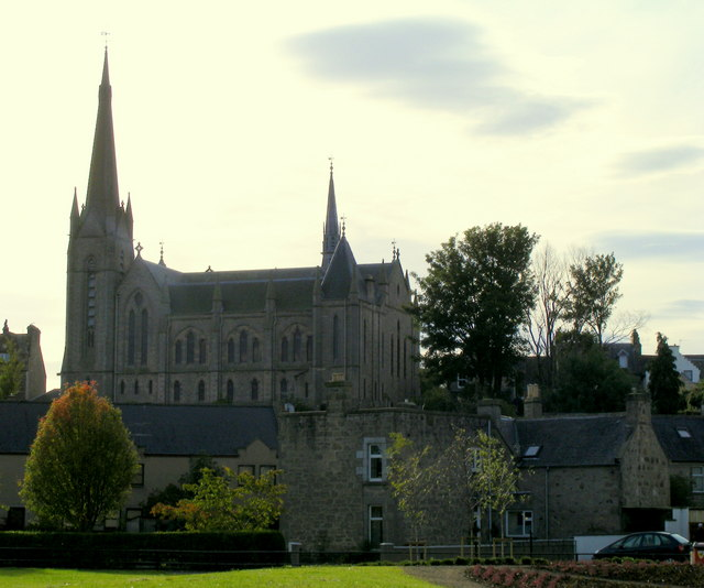 Saint Laurence Church at Forres
