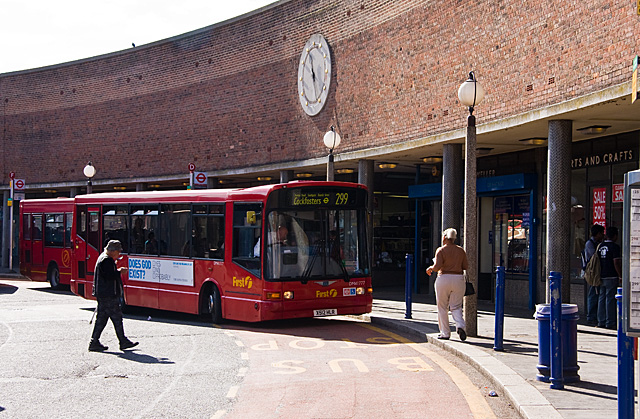 Southgate Bus Station