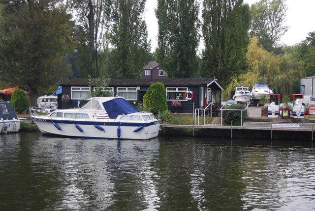 Allington Marina, River Medway