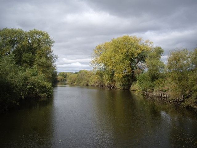 River Ouse by Clifton Ings