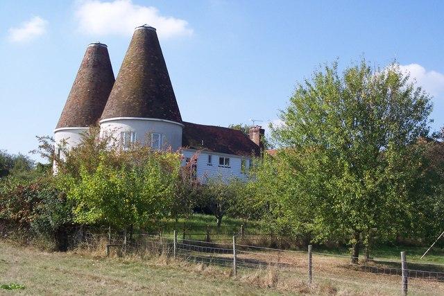 Trillinghurst Oast