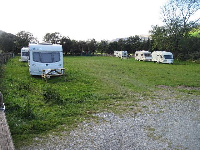 Tal-y-mignedd caravan site