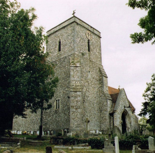 St John the Baptist, Purbrook