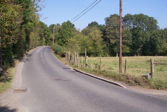 Bedgebury Road, near Pattenden Farm