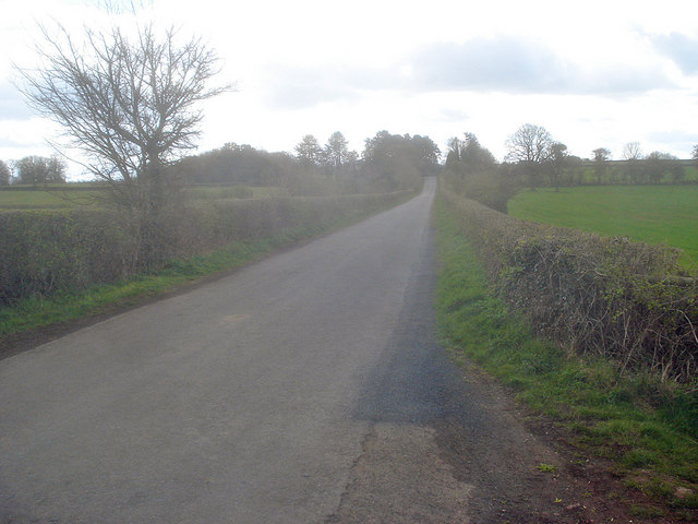 Lane to Fencote Station