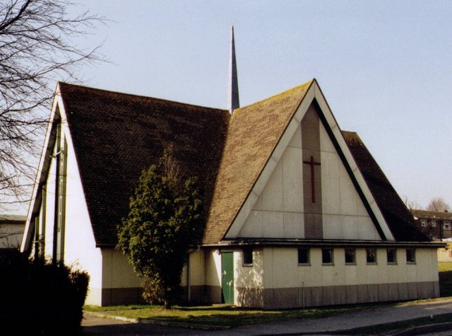 St Alban, West Leigh