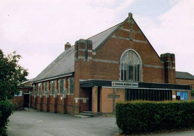 Purbrook Methodist Church
