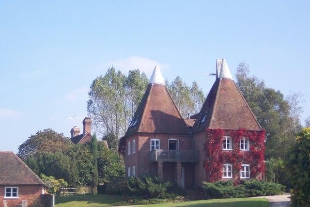 Three Chimneys Oast