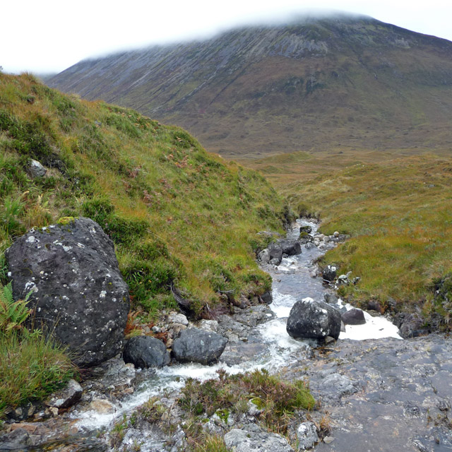 Tributary of the Allt an t-Sithein