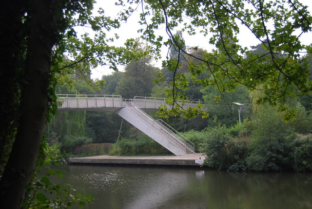The Millennium Bridge, Maidstone