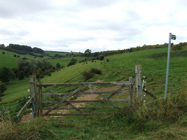 Old Road from Coberley to Stockwell