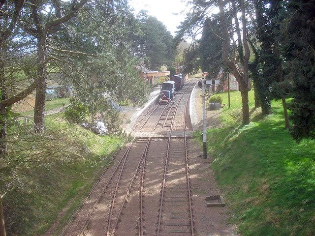 Fencote Station