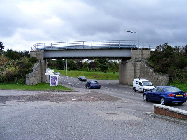 A Railway Bridge at Nairn