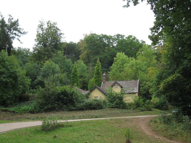 Cottage in the Blaise Castle Estate