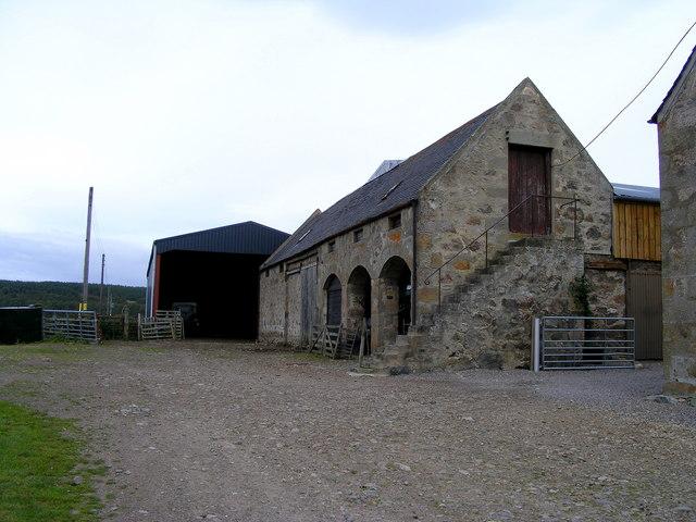 Old Stone Barn at Dunearn