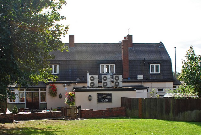 The Tenth Lock, Brierley Hill