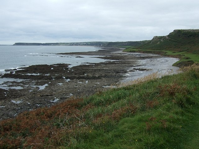 Port Eynon Bay