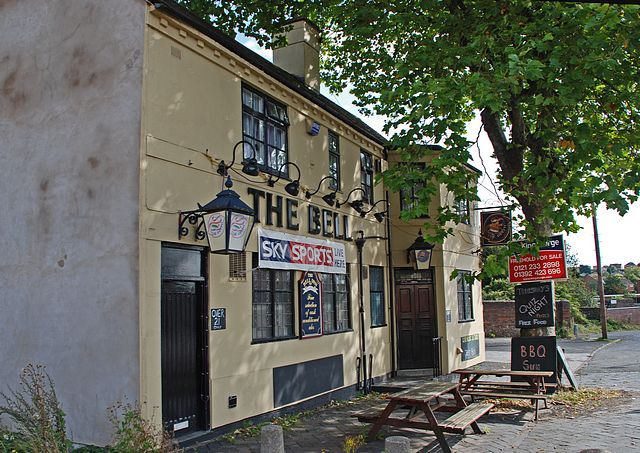 The Bell, Brierley Hill