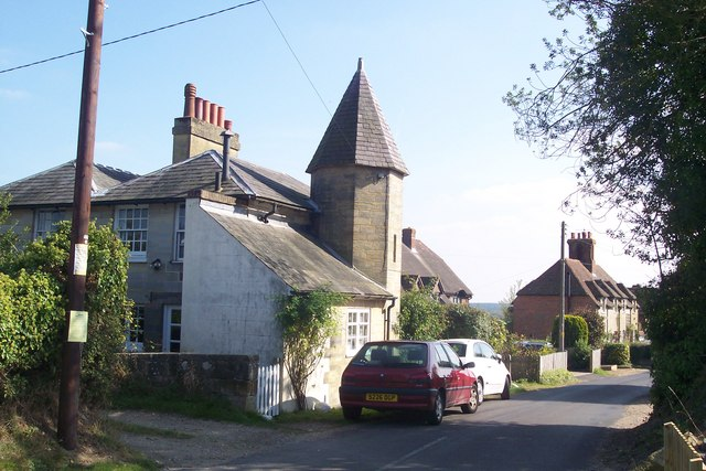 Tower house in Kilndown