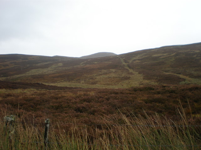 Moorland east of Clashcoig