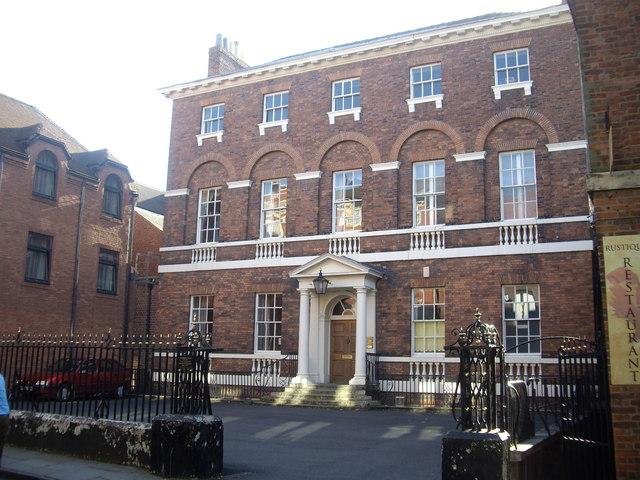 Castlegate House