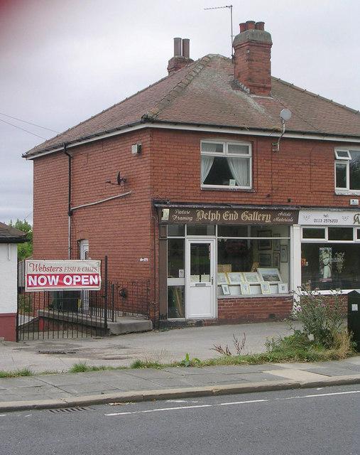 Delph End Gallery - Waterloo Road