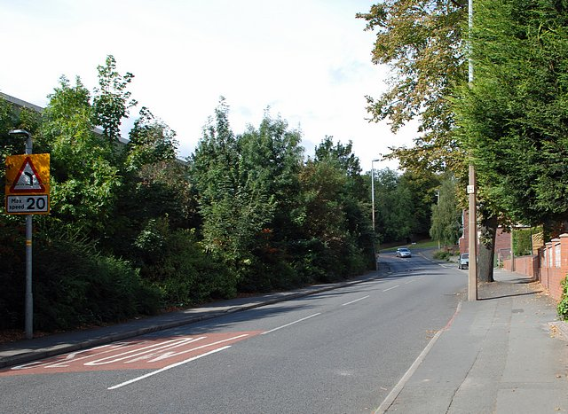Delph Road, Brierley Hill