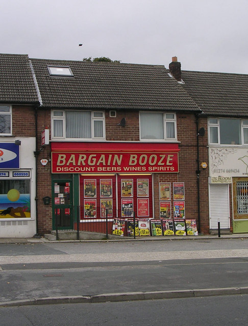 Bargain Booze - Galloway Lane