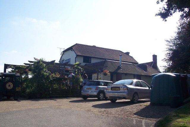 The Globe and Rainbow Inn, Kilndown