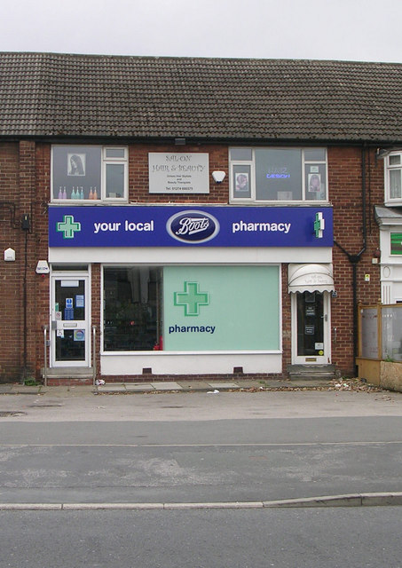 Boots Pharmacy - Galloway Lane
