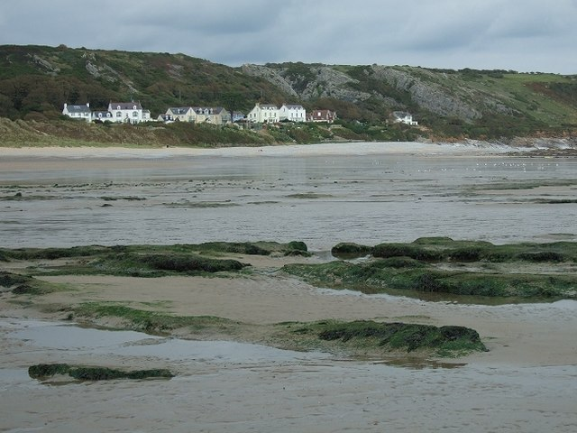 Horton, Port Eynon Bay