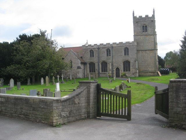 Walesby - St. Edmund's Church