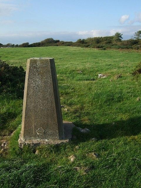 Triangulation Point, Oxwich Point