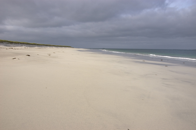 The north beach Berneray