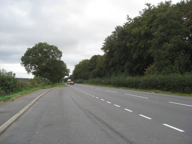 Lay-by on the A614 Blyth Road