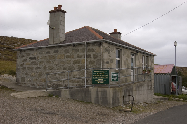 Berneray Historical Society and information centre