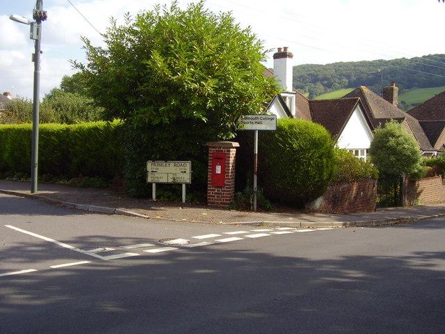 Primley Road, Post box