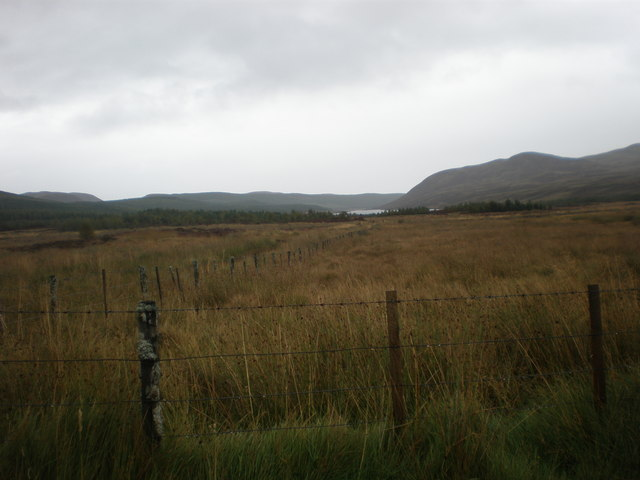 Loch an Lagain from Sleastary