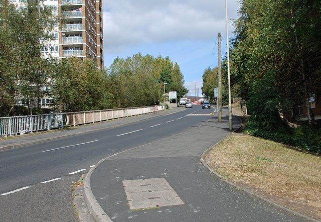 Hill Street, Brierley Hill