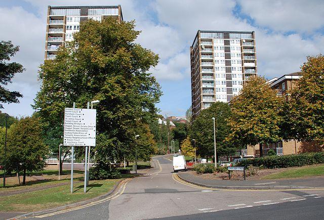 Lower Derry Street, Brierley Hill