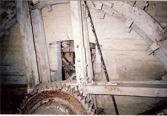 Water Wheel at Windrush Mill
