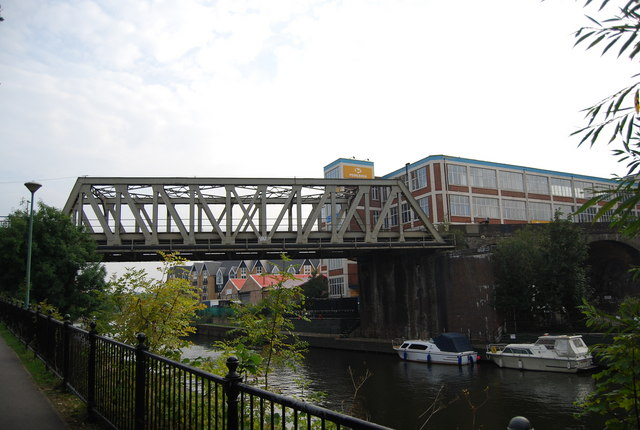 Railway Bridge over the River Medway
